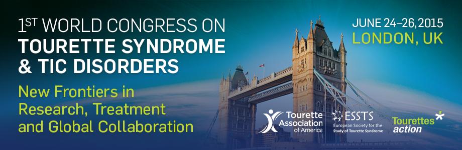 I Congreso Mundial de Síndrome de Tourette 2015