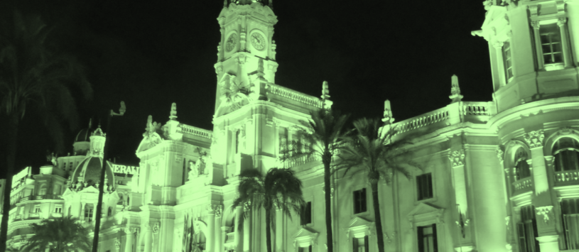 Ayuntamiento verde