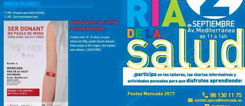 Feria de la Salud Moncada1